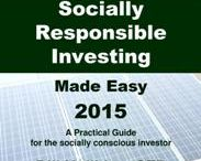 Socially Responsible Investing / SRI (also known as sustainable, socially conscious, and ethical investing) continues to grow at a faster pace than conventional investment assets under professional management. The idea is to invest in-line with your values – to vote with your investments and make real changes from these investments.