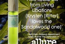 Living Libations | In the press / Living Libations lovingly listed in the press <3