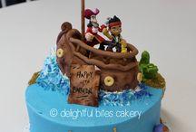 Jake cakes