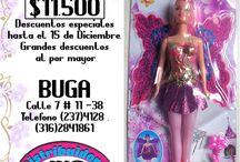 JKC / Los mejores #juguetes para los #niños y #niñas, en esta #navidad! Visitenos en la Calle 7 #11-38 o llamenos al (316)2841861, #Buga, Valle del Cauca. Descuentos especiales al por mayor para empresas!. Visitenos en facebook. https://www.facebook.com/Comercializadora-JKC-882189115233857/photos_stream