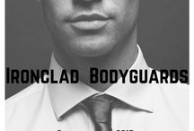 Book Art--Ironclad Bodyguards / Art related to the Ironclad bodyguards series by Molly Joseph