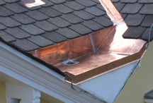 Custom Roofing Work