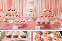 Bridal Shower Ideas! / by Michelle Svehla