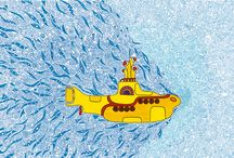 Coisas do Yellow Submarine / by Cris Couto