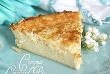 Impossible Pie Recipes