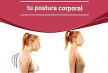 Ejercicios posturales