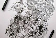 Peinture / dessin