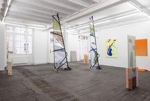 Les images sur la toile / Group show Galerie Jeanroch Dard 67 rue de la Régence 1000 Bruxelles Jusqu'au 21 février