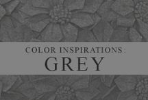 Color Inspiration: Gray