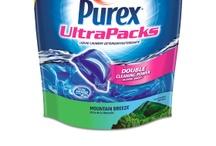 My Purex favorites / all my favorite Purex products