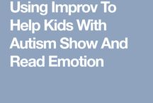 Autism and theater