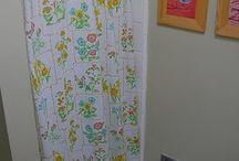 homemade shower curtains