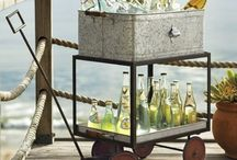 Beverage Carts / by Homeroad