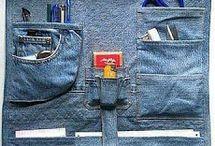 Jeans / Ryflové výrobky