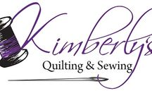 Kimberly's Quilting & Fabric Stash / Fabric by the yard and sewing supplies, featuring quality cotton for quilters and fabric stash.