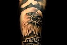 Tatuajes - Tatuadores - Tattoos - Tattooists / Tatuajes de algunos de los colaboradores de Tatuadores.es.