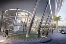 New architecture in Miami Beach