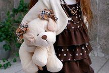 Gorgeous dolls