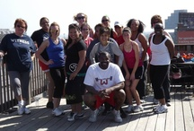 Move With Mack Roof Top Zumba  / by Clarence Womack