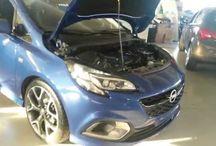 New Opel Corsa E. OPC.