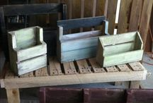 Oude Pallets