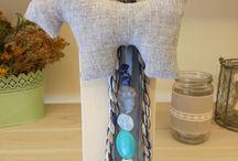 Baby Lucky Charms - Φυλαχτά Νεογέννητου / Μοναδικά φυλαχτά για νεογέννητα, από υπέροχα λινά υφάσματα και ημιπολύτιμες πέτρες με ευεργετικές ιδιότητες!!!   Οne of a kind baby linen fabric lucky charms, adorned with healing semi - precious stones!!!