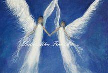 Angels / Angels watching us ;)