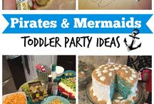 Kids Birthday Party Ideas / A fun selection of ideas and party supplies to help make your children's birthday party the best it can be! #birthdays #kidsbirthday #birthdayparty #kidsbirthdayparty
