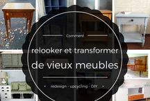Relooking meubles