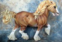 Model Horses