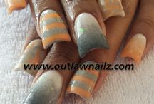 Autumn Nails / Darker colors that inspire Fall
