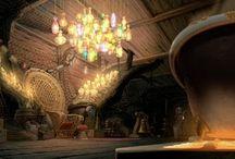 Animation Backgrounds / by Glenn Harvey