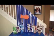 Daniel's Goldfish Party