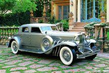 Automóviles antiguos