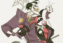 Joker // Harley Quinn