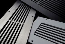 Steel Design Vent Covers