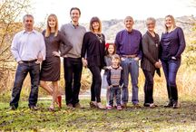 My Family Holiday Card Collection 2014-2017 / All photos taken by Shelly Hamalian of shutterbug94549