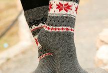 Scandinavian Knitting - I love