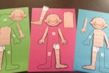 esquema corporal infantil