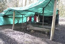 Forest School Shelter