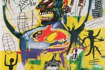 Art ~ Neo-expressionism / Works of mostly contemporary artists with tenuous connections with sanity / by Daniel Oliver