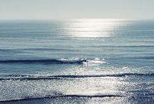 sea and beach{海と浜辺}