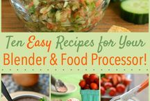 Food processor / Food
