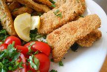 Ψάρια-Θαλασσινά