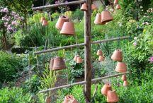 animation jardin