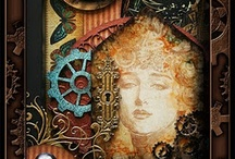 Design - Steampunk / by Pat Minges