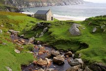 My favorite country IRELAND / My bucket list for my dream vacation I'm actually going on! / by R D