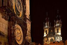 Prague by visitors