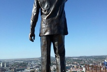 Bloemfontein Tourist Attractions / Street and Public Art and other types of tourist attractions in Bloemfontein, Free State, South Africa