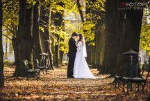 Plenery ślubne - różne